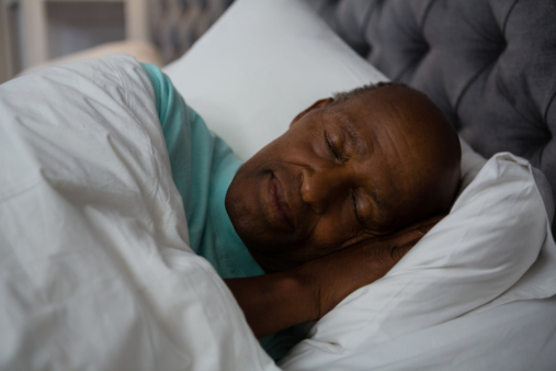 The Importance of Sleep in Senior Adults