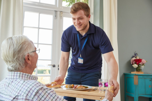 Resources for Seniors Facing Food Instability